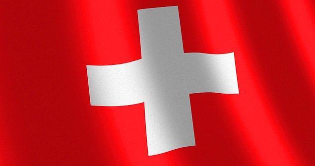 3- İsviçre