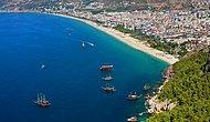 Ülkemizin Nadide Tatil Beldesi Alanya'da Çekilmiş 10 VLOG