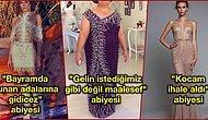 Hepsi Çok Tanıdık! Düğünlerde Giyilen Abiye Elbise Modellerine Göre Yapılmış Cuk Oturan 12 Karakter Analizi