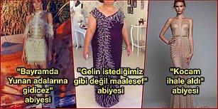 Düğünlerde Giyilen Abiye Elbise Modellerine Göre Yapılmış Cuk Oturan 13 Karakter Analizi