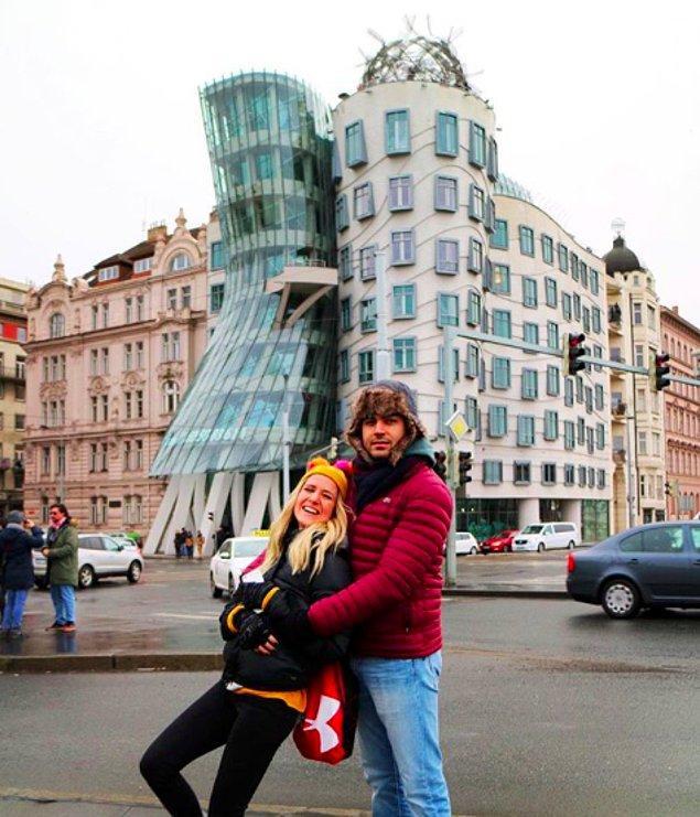 12. Gittikleri yerlere bizi de götüren Berna ve Cengiz