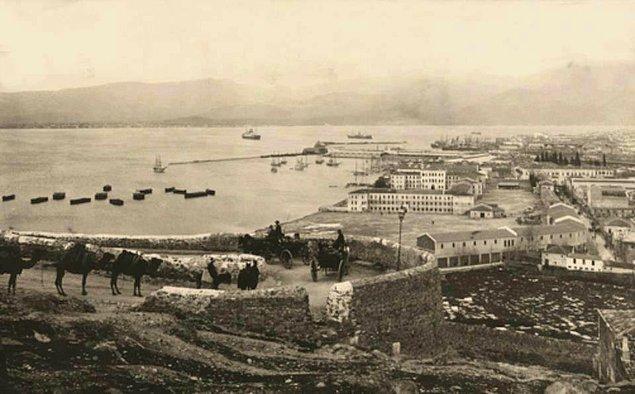 9. Varyant'tan Konak ve Liman (1890'lı yıllar)