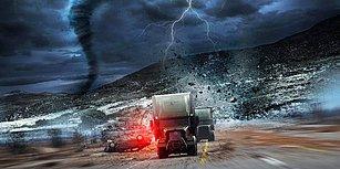 1 Haziran'da Sinemalarda! Gelmiş Geçmiş En Büyük Kasırga, Mükemmel Bir Hırsızlık İçin Fırsat Olacak!