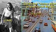 Fotoğraflarla Güzel İzmir'in Tarihin Derinliklerinde Kalan Şaşırtıcı Görünümü