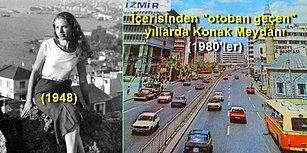 25 Fotoğrafla Güzel İzmir'in Tarihin Derinliklerinde Kalan Şaşırtıcı Görünümü