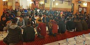 Organizasyonun Böylesi: Konya'da AKP İl Başkanlığı Camide İftar Yemeği Verdi