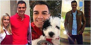 Biscolata Erkeği Gibi Başbakan! İspanya'nın Selvi Boylu ve Yakışıklı Yeni Başbakanı Pedro Sanchez