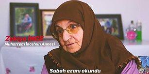 Annesi Muharrem İnce'yi Anlatıyor: 'İnşallah Hayırlı Olur Türkiye İçin'