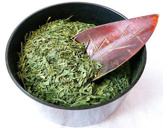Yeşil Çay Kürü!