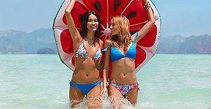 Bu Yaz Plajda Göz Kamaştırmak İçin Mutlaka Denemen Gereken Bikini Kombinleri