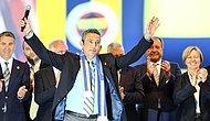 Fenerbahçe'nin Yeni Başkanı Ali Koç'un Atatürk Konuşması