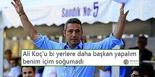 Çok İstediler, Başardılar! Fenerbahçe'nin Yeni Başkanı Ali Koç'a Sevgisini Dile Getiren 17 Taraftar
