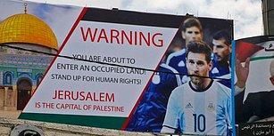 Arjantin'den İsrail'e Kırmızı Kart: Gazze'deki Katliam Nedeniyle Hazırlık Maçı İptal
