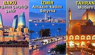 İsimlerinin Anlamlarını Öğrendiğinizde Gezip Görme İsteğiyle Dolacağınız 29 Şehir