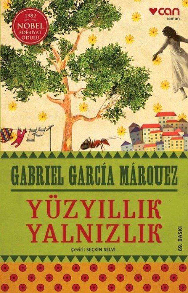 33. Yüzyıllık Yalnızlık - Gabriel Garcia Marquez