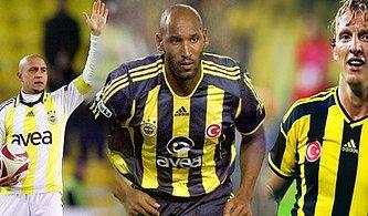 Aziz Yıldırım'ın Taraftarı Heyecanlandırıp Fenerbahçe Forması Giydirdiği 15 Yıldız Futbolcu