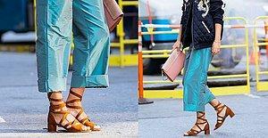 Tatilin İçin En Güzel Sandalet Ve Terliklere Göz Atmadan Bavulunu Kapatma!