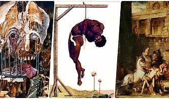 Sanat Tarihinin Tüylerinizi Ürpertecek En Korkunç ve En Rahatsız Edici 35 Resmi