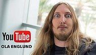 Haunted'tan YouTube'a! Gitaristlerin Mutlaka Takip Etmesi Gereken Sempatik YouTuber: Ola Englund