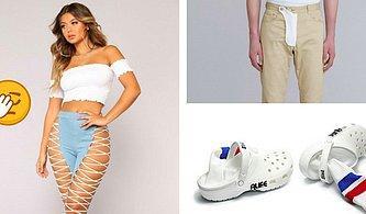 Günümüzde Moda İşte Böyle Şekilleniyor: Son Dönemde En Çok Konuşulan, En Absürt 12 Kıyafet