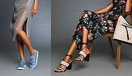 Kadınlar Bu İndirim Size Özel!Ayakkabılarda Önce Yarı Yarıya İndirim, Sonra Sepette %25 İndirim