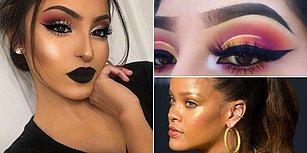 İleride Fotoğraflarınıza Bakarken Pişman Olmamak İçin Bu Makyaj Trendlerini Uygulamayın!