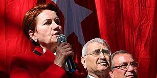 Meral Akşener 'Güçlü Başbakan Yardımcılığı' Teklifi Almış: 'Erdoğan ile İttifak Benim Açımdan Mümkün Değil'