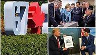 Yankıları Sürüyor: Öne Çıkan İki Fotoğraf ile Sonuçsuz ve Gergin G7 Zirvesi