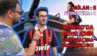 Milano'da Serie A'nın son maçına denk geldik!!
