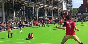 İyi Oynayan Kazanır! Dans Ederek Yapılan Futbol Maçı: Discofoot