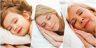 Uyku Herkesin Vazgeçilmezi... Peki Bilim Adamlarına Göre İdeal Uyku Süresi Kaç Saat?