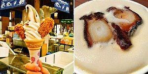 Gördüğünüz Anda İştahınızı Kaçıracak Japonların Birbirinden İlginç 19 Dondurması