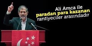 Kimler Arasında? Saadet Partili Abdullah Sevim'den Bir 'Seçim' Konuşması