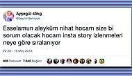Ramazan Boyunca Attıkları Tweetlerle İftar Sofralarını Daha Bir Şenlendiren 19 Kişi