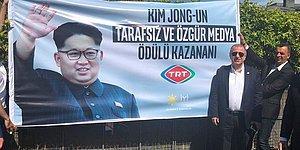 İYİ Parti'den TRT'ye 'Basın ve Demokrasi' Ödülü: 'Böyle Bir Anlayış Kuzey Kore'de Kaldı'
