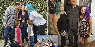 Birlikte İlk Bebeklerini Bekleyen Üç Kişilik Evlililk: Kaliforniyalı Çok-Aşklı Aile