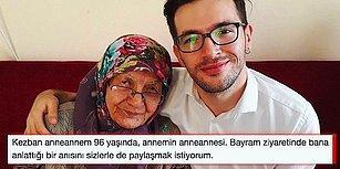 96 Yaşındaki Kezban Anneannenin Ulu Önderimiz Mustafa Kemal Atatürk ile Olan Anısı Gözlerinizi Dolduracak!