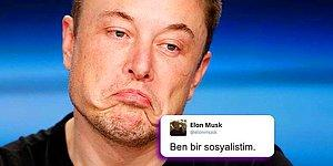Elon Musk Twitter'ı Yine Karıştırdı: Kendisinin Sosyalist, Karl Marx'ın ise Kapitalist Olduğunu Söyledi
