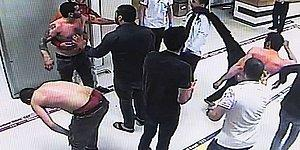 Her Yanımız Şiddet! Samsun'daki Bir Hastanede Doktor ve Güvenlik Görevlisine Saldırı Kamerada