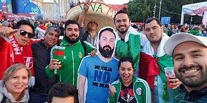 Eşinden İzin Alamadığı İçin Dünya Kupasına Katılamayan Genci Tüm Engellemelere Rağmen Arkadaşları Rusya'ya Götürdü!