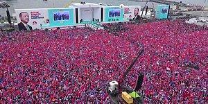 Erdoğan 'Bitti Bu İş' Dedi: 15 Fotoğraf ile AKP'nin İstanbul Mitingi