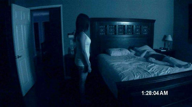 92. Paranormal Activity, 2007