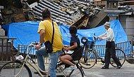 3 Ölü, 200'ü Aşkın Yaralı: Çarpıcı Görüntülerle Osaka'daki Depremin Yarattığı Tahribat