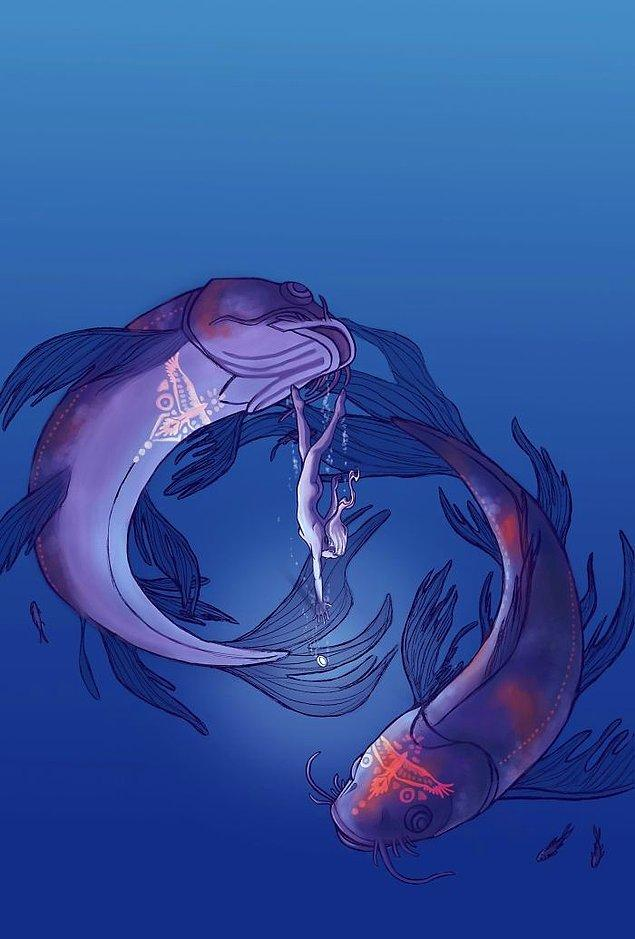 12. Balık Burcu