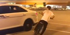 Arkadaşını Polislerin Elinden Işık Hızında Kurtaran Genç
