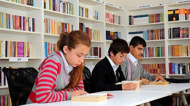 Devlet okullarının yüzde 61'nin kütüphanesi yok