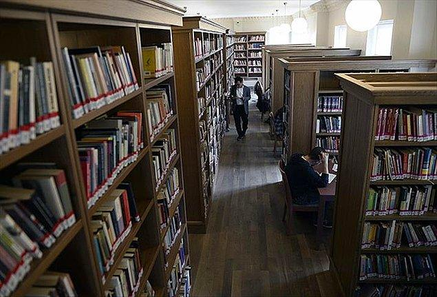 """Bakanlık """"ödenek yetersizliği"""" gerekçesiyle kütüphanelere kitap dağıtmadı"""