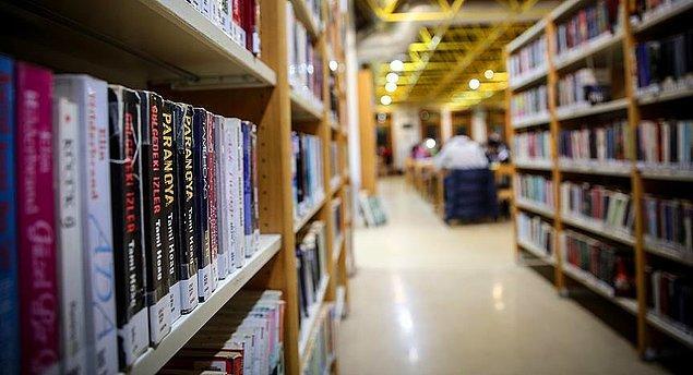 Türkiye kitap okuma oranlarında dünyada 86. sırada