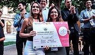 Ayakta Alkışlıyoruz! İzmirli Berna ve Leyla Geliştirdikleri 'Mikro Akışkan Çip' Projesi ile Dünya Üçüncüsü Oldu