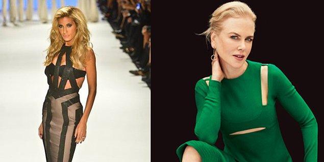 1. Çağla Şikel mi yoksa Nicole Kidman mı daha uzun?